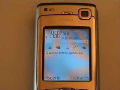 Nokia N70 - Dual SIM Card adapter Simore for Nokia N70
