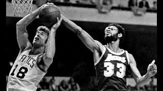 Kareem Abdul-Jabbar: Defensive Plays (Lakers) Compilation