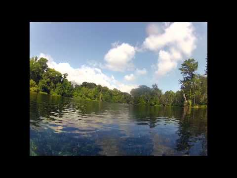 Silver River State Park in Ocala, FL - Hiking, biking, camping and kayaking