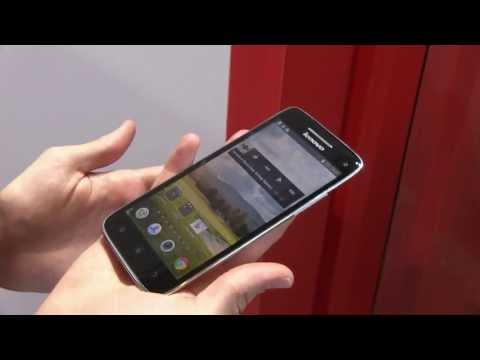 IFA 2013: Smartphone Lenovo Vibe X S960 angetestet