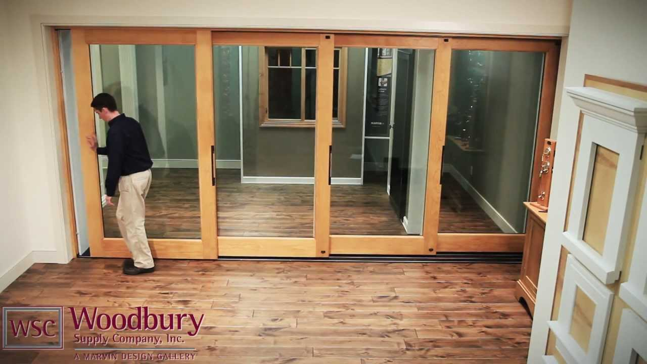 Woodbury supply new marvin ultimate lift slide for Marvin ultimate windows cost