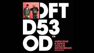 Amine Edge & DANCE vs Blaze (Kevin Hedge) ?Lovelee Dae?