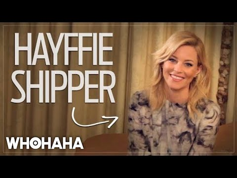Really Important Questions with Elizabeth Banks: Hayffie Shipper