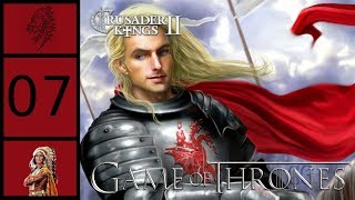 CK2 Game of Thrones - Rhaegar Targaryen #7 - Mild Punishment