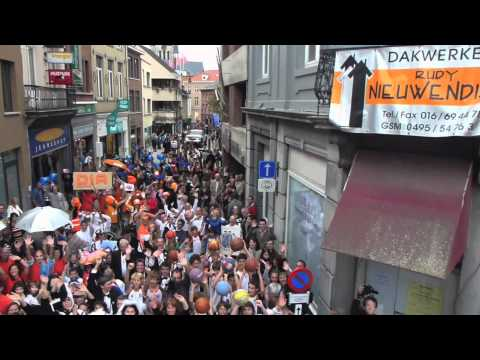 LIPDUB AARSCHOT 2011 - Don't stop me now (Queen)
