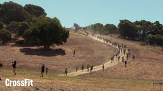 The CrossFit Games - Ranch Trail Run