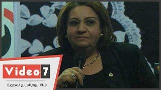 بالفيديو.. تهانى الجبالى: الراحلة فتحية العسال كانت تمثل وجه مصر البشوش
