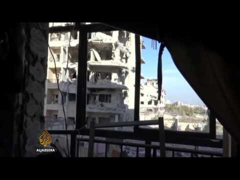 Truce talks break down in Syria's Homs