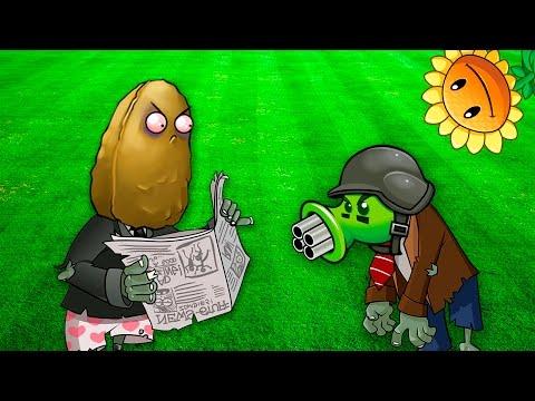 ЗОМБОТАНИКА 2 - Plants vs Zombies #44 МИНИ-ИГРЫ | РАСТЕНИЯ ПРОТИВ ЗОМБИ