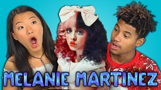 Download Lagu TEENS REACT TO MELANIE MARTINEZ Gratis STAFABAND