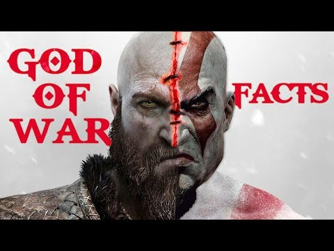 10 God of War Facts You Probably Didn't Know thumbnail