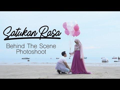Download BTS Photoshoot Siti Nordiana & Khai Bahar  Satukan Rasa Mp4 baru