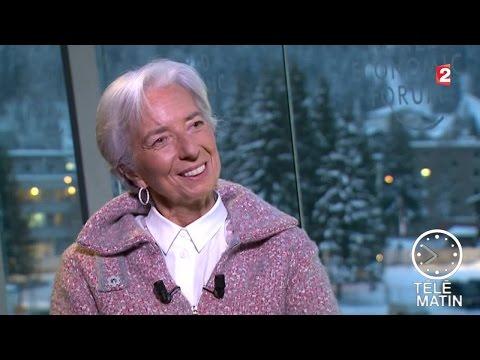 Les 4 vérités - Christine Lagarde