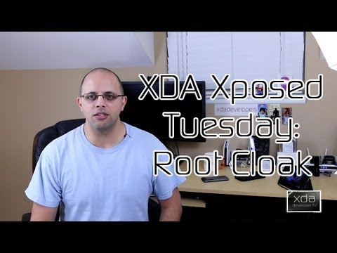 Root Cloak - XDA Xposed Tuesday