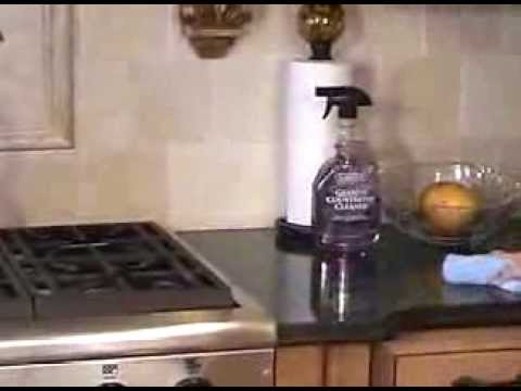 Best Granite Cleaner | MARBLELIFE Products | (800) 627-4569