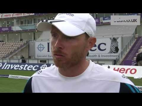 Centurion Ian Bell pleased with England progress against India
