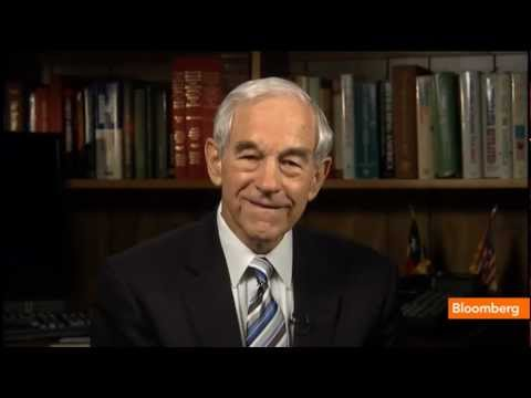 Ron Paul Warns Currency Devaluation Is Dangerous