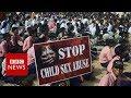 Indian rape victim, 10, gives birth - BBC News