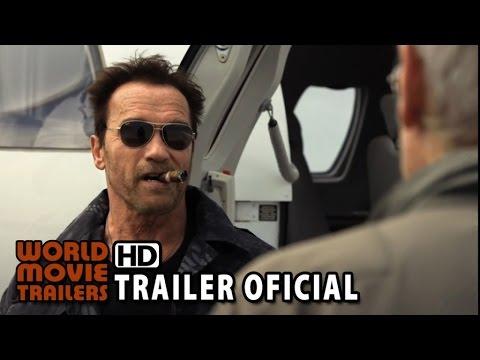 Os Mercenários 3 Trailer Oficial Dublado - Sylveste Stallone, Arnold Schwarzenegger (2014) HD