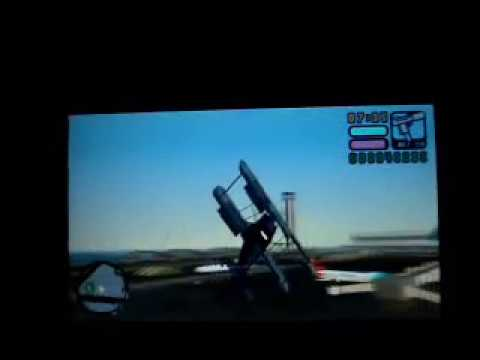 PSP  - GTA Vice City Stories [Airplanes & Helicopters] - GP