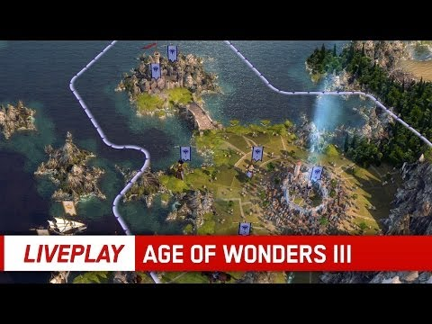 Age of Wonders III | LIVEPLAY