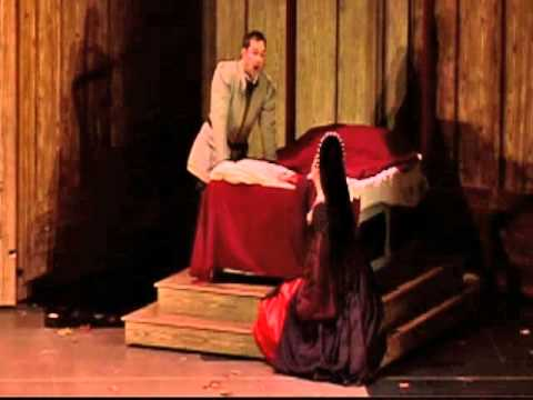 Donizetti&#39;s ANNA BOLENA featuring Stephen Costello as Lord Percy