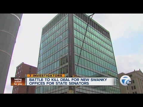Battle to kill deal for new, swanky state Senate offices