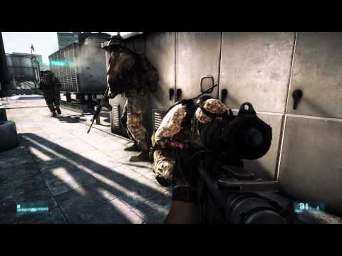 Battlefield 3 - Full Length &quot;Fault Line&quot; Gameplay Trailer
