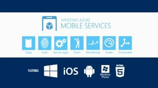TechEd Europe 2013 Cloud Powered Web Apps in Minutes with Windows Azure Mobile Services
