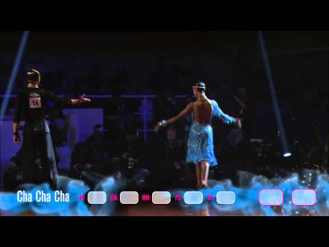 Full-length, 52-minute highlights broadcast of the WDSF GrandSlam Final Latin 2012 on 8 December at the Luwan Stadium in Shanghai, CHN. This programme was pr...