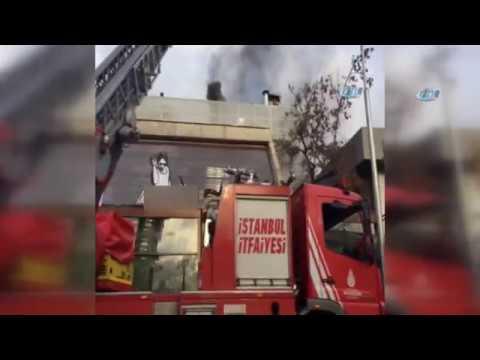 Nusret'te Korkutan Yangın