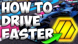 How to Drive Faster in F1 2018
