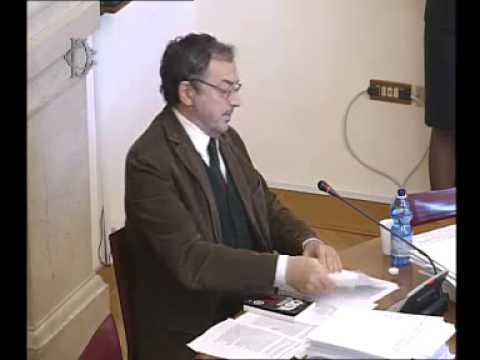 L'intervento di Beppe Lopez presso la Commissione Cultura della Camera
