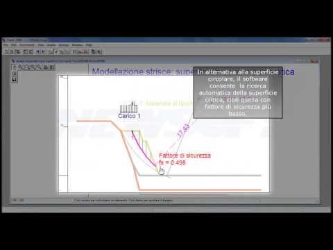 Analisi di stabilità di un pendio rinforzato con terre armate