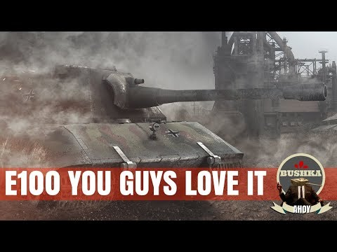 E100 You Guys Seem to Love This Tank World of Tanks Blitz