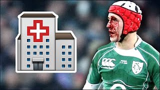Rugby 'Hospital Passes' Montage