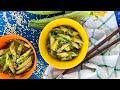 ОГУРЦЫ ПО-КОРЕЙСКИ 🥒 очень вкусный легкий корейский САЛАТ ЗАКУСКА ИЗ ОГУРЦОВ / простой мамин рецепт