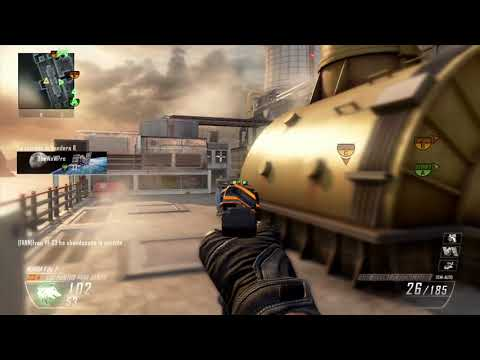 NUCLEAR A PISTOLA!! FIVE-SEVEN - BLACK OPS 2