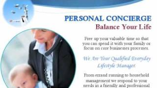 Sarasota Concierge Services and Lifestyle Management Movie