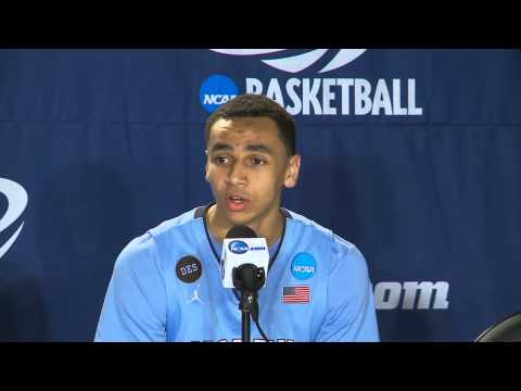 Unc Men's Basketball: Wisconsin Postgame Press Conference video