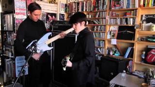 The XX Video - The xx: NPR Music Tiny Desk Concert