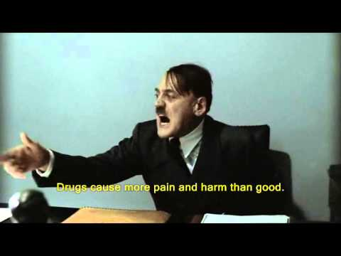 Hitler Is Informed Jaycee Chan Was Arrested For Drug Possesion