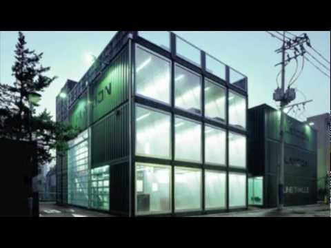 Shipping Container Architecture 2