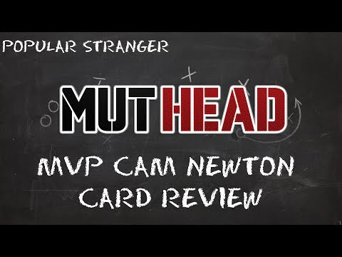 MUT 25 | MVP Cam Newton Card Review