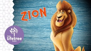 Zion the Lion | Buzzly's Buddies | Roar VBS