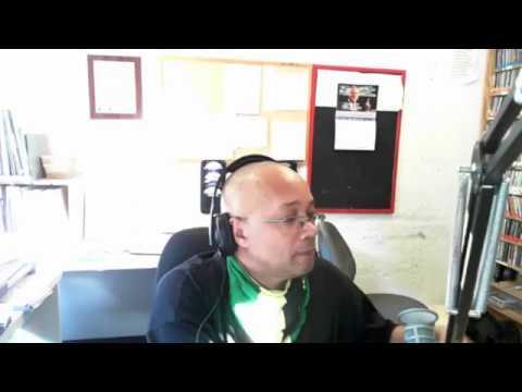 REGGAE JAMAICAN RADIO --DE-TEACHER AND DJ  DERRICK ON 88.1FM WESU 88.1FM MIDDLETOWN C.T..