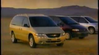 Chrysler - Plymouth Voyager Mini Van - Commercial (1999)