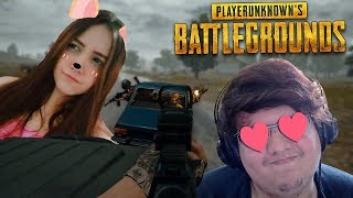 I WAS PLAYING BATTLEGROUNDS AND I GOT TO BE AFFORDABLE! Ft Cammye