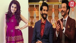 Taapsee Pannu Sets An Example & How   Anil Kapoor Calls Son Harshvardhan Kapoor Naive