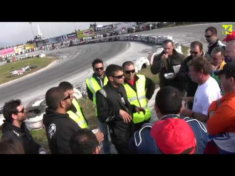 Some of the best drift scenes from the 6 round of Driftwars Championship in Greece that took place in Larisa.